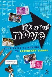 It's your move cover