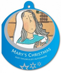 Mary's Christmas cover