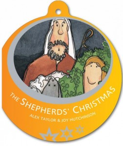 The Shepherd's Christmas cover