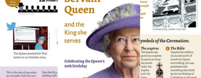 Happy (belated) birthday, Your Majesty